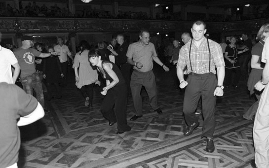 Steve McDermott - Northern Soul Night