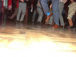 Northern soul feet