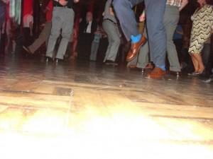 Northern soul feet